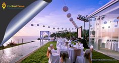 """Say """"I DO"""" and make a story of your life at the most memorable venues. Find yours only at #findbestvenues. #Weddings #Parties"""