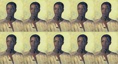 Todo juízo estético é efetivamente uma avaliação cultural.Susan Sontag O retrato do jovem homem negro devolve ao pintor um rosto que, sem o encarar diretamente, confronta-o com sua condição de artista negro numa sociedade ainda profundamente hierárquica e racista. É um re