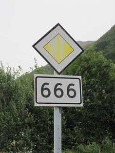 Humour, Route du D...