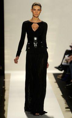 NY Fashion Week Fall 2012, Herve Leger by Max Azria
