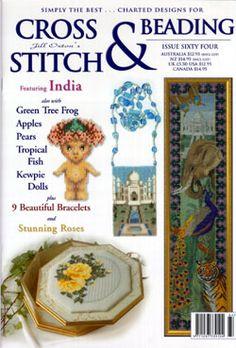 Jill Oxton's Cross Stitch & Beading - Magazine Issue 64
