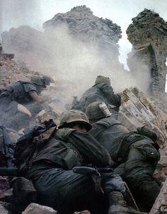 February 16th, 1968, Battle for Hue...