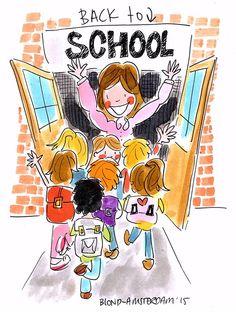 school maken voor het meisjes