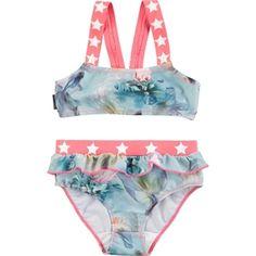 284d92bbb066e Molo Naila Fishpond Print Ruffled Sporty Bikini from MOLO - Denmark at  Pumpkinheads