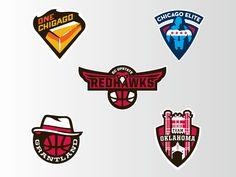 The Basketball Tournament Logos 4