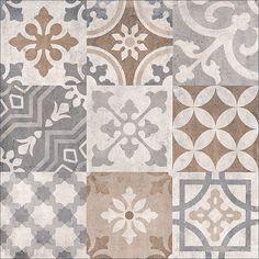 Gepadi®Home & Style Küchen Design, Tile Design, Laundry Room Inspiration, Floor Stickers, Tile Decals, Vintage Tile, Ceramic Houses, Moroccan Design, Decorative Tile