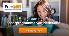 Euroclix ist wircklich empfehlenswert, mein top tip meldet euch an. Euroclix  ein Sparprogramm, allerdings kannst du damit auch gutes Geld verdienen. Du verdienst unter anderem durch das Lesen von E-Mails, durch Teilnahme an online Umfragen und bei jedem online Einkauf erhälst du Rabatte. Du kannst durchs teilnehmen an Sport wetten auch verdienen. Durch das Anwerben von Freunden mit unstenstehendem Link verdiene ich 1,95€.  Die Mitgliedschaft ist kostenlos. Du erhälst sogar sofort nach…