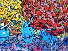 graffiti mural spray paint -  graffiti mural spray paint free stock photo Dimensions:3264 x 2448 Size:3.01 MB  - http://www.welovesolo.com/graffiti-mural-spray-paint-3/