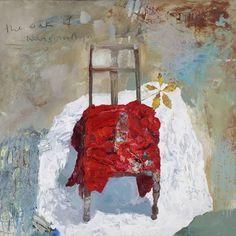 "huariqueje: ""  The oak of Nansmellyn - Kurt Jackson British, b.1961- """