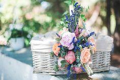 Όμορφες ιδέες για βάπτιση με λεβάντα και garden roses μοιράζεται σήμερα μαζί μας η Ειρήνη Λιούτα από την Peony and