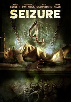 Seizure is a 2016 British crime horror film directed byJamie Cymbal and Ryan Simons from a screenplay by the latter. It starsJimmy Allen, Lindsay Bennett and Chris Blackwood. A young gangster for…
