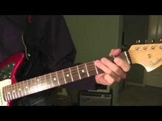 Walk, Don't Run Guitar Lesson - YouTube