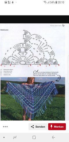 crochet poncho kids New Crochet Shawl And Wraps Charts Ideas Mtze Diagramm Prayer Shawl Patterns, Crochet Poncho Patterns, Crochet Chart, Crochet Stitches, Free Crochet, Blanket Crochet, Crochet Prayer Shawls, Crochet Shawls And Wraps, Crochet Scarves