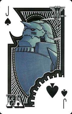 Fullmetal Alchemist Brotherhood- Alphonse Elric
