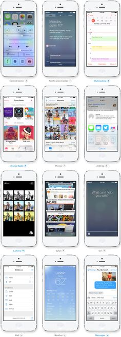 Apple Releases iOS 7 | techlovedesign.com
