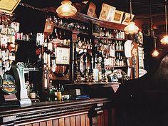 Lenehans Kilkenny Traditional Back Bar