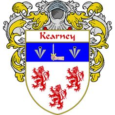 MY FAMILY COAT OF ARMS:) https://www.houseofnames.com/kearney-family-crest