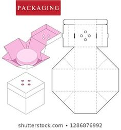 Packaging Ideas Discover Stock Photo and Image Portfolio by Muilee Candle Packaging, Soap Packaging, Food Packaging Design, Packaging Design Inspiration, Packaging Ideas, Diy Gift Box, Diy Box, Diy Paper, Paper Crafts