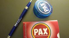 Alvernia University PAX Gum, Pen and Yo Yo