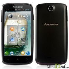 "Lenovo A630 SmartPhone Android OS 4.0 Dual SIM 1024MHz Dual Core 4.5"" TFT 3MP 3G 2500mAh"
