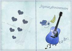 """Résultat de recherche d'images pour """"carte anniversaire gratuite à imprimer fille 13 ans"""""""