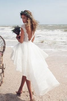 Previous Next Short Lace Wedding Dress, High Low Wedding Dresses, Beach Wedding Dresses Short Lace Wedding Dress, High Low Wedding Dresses, Beach Wedding Dres – ClaireBridal Previous Next Short Lace Wedding Dress, Sexy Wedding Dresses, Princess Wedding Dresses, Bridal Dresses, Reception Dresses, Modest Wedding, Party Dresses, Designer Wedding Gowns, Designer Dresses
