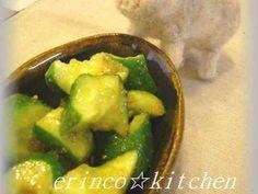 居酒屋風☆やみつききゅうり 鶏ガラスープの代りに昆布茶か野菜ダシで