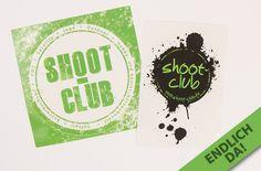 Schaut mal was uns gerade erreicht hat! Die erste Ladung unserer Aufkleber!!!!  Ein Sticker fehlt noch und sollte uns hoffentlich auch die Tage erreichen! Der den die meisten als Ihren Favoriten erwählt hatten! Natürlich wird es die Aufkleber auch dann in unserem Shop auf www.Shoot-Club.de geben.