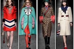 Milan Fashion Week AW 2016: Gucci #MFW16