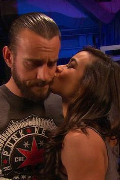 Wouldn't be funny ha ha if CM Punk got the kiss of death from AJ and The Undertaker won in just 17 sec's?