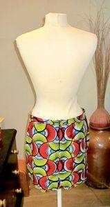 Straight skirt back - Skirts