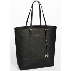 f45c8c1155 MICHAEL Michael Kors - Tote - Black - 33% DISCOUNT -  218.90   Handbagsmichaelkors