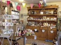 Ebony Interiors and Gifts, Pickering in Yorkshire in the north of England run by lovely Carol Hill