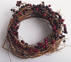Learn How To Make Your Own Grapevine Wreaths  |Pinned from PinTo for iPad|