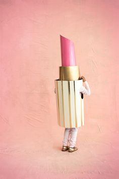 Lipstick Costume | Oh Happy Day!