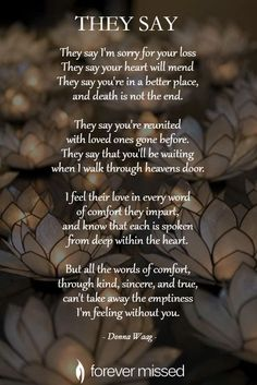 Grief Poems, Mom Poems, Quotes About Grief, I Miss My Mom, Funeral Quotes, I Miss You Quotes, Loss Of A Loved One Quotes, Missing My Dad Quotes, Mom In Heaven Quotes