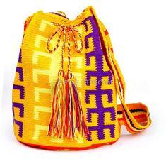 Wayuu Mochila pattern 01