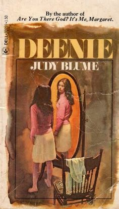 Deenie ~ Judy Blume ~ This is the first Judy Blume book I ever read. Being a person with scoliosis, I could relate to Deenie. However, I feel I could have still related to Deenie without having the scoliosis in common. Ya Books, Great Books, Music Books, Books For Teens, Teen Books, My Childhood Memories, Ms Gs, Vintage Books, Vintage Stuff