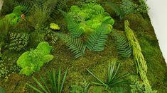 mur anti bruit végétal : une fonction utile des murs végétaux dans une piéce