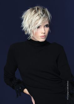 25 pixie bob haircuts for a neat look frisuren frauen frisuren männer hair hair women Popular Short Hairstyles, Short Haircuts, Bob Hairstyles, Unique Hairstyles, Haircut Short, Hairdos, Casual Hairstyles, Medium Hairstyles, Short Shaggy Hairstyles