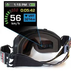 Electric Ski Goggles | AH - New ELECTRONIC and GADGETS