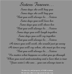 i love my sister quotes and poems FaQBVfffZ Little Sister Poems, Little Sister Quotes, Love My Sister, Little Sisters, My Love, Sister Bond Quotes, Happy Sisters, Nephew Quotes, Daughter Poems