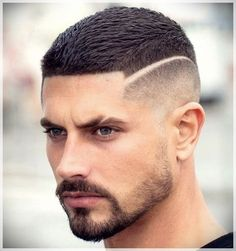 Crop Top Haircut + High Skin Fade – Best Very Short Haircuts For Men + Cool Short Men's Hairstyles Curly Hair Cuts, Medium Hair Cuts, Short Hair Cuts, Curly Hair Styles, Short Hair Styles Men, Short Men, Curly Short, Men Hair Cuts, Haircut Medium