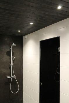 Low EMF Infrared Sauna - Advantages & Available Models Sauna Room, Infrared Sauna, Laundry In Bathroom, Led, Shower, Mirror, House, Furniture, Saunas
