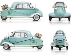 Messerschmitt KR200!!!! I'm gonna get one and paint it to lookalike a lady bug lol