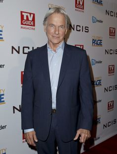 NCIS star Mark Harmon was joined by his co-stars and friends at the River Rock at Sportsmen's Lodge in Studio City, California, on Monday, November 6, 2017, to celebrate the show's 15 seasons on television and the actor's TV Guide Magazine cover.