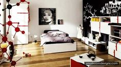 Amazing Bedroom Design And Style Ideas For Teenage - http://www.smallroomdesigns.com/small-bedroom-design/amazing-bedroom-design-and-style-ideas-for-teenage.html