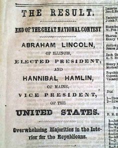Abraham LincolnS Famous House Divided Speech  New York Daily