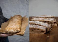 Pivní štrúdl | Děvče u plotny Thomas Bernhard, Bread, Sweet Stuff, Food, Breads, Bakeries, Meals