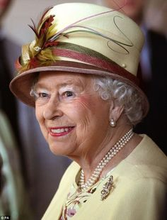 Queen Elizabeth, July 2, 2014 | Royal Hats
